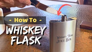 Mobile Whisk(e)y - The Care And Feeding Of Your FLASK