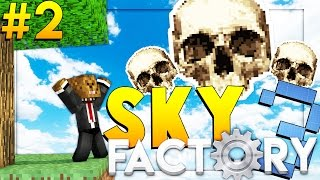 Minecraft SkyFactory 3 - NASTY BEN KILLS ME - Modded Survival #2