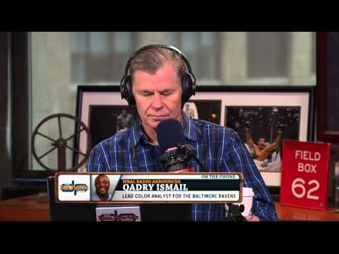 Qadry Ismail on the Dan Patrick Show (Full Interview) 9/12/14