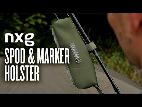 Trakker NXG Spod/Marker Holster - szerelékes táska videó