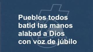 Alabad A Jehova - Pueblos Todos