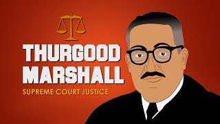 Thurgood Marshall (History) Educational Videos for Students (Learning Cartoon Network CN)