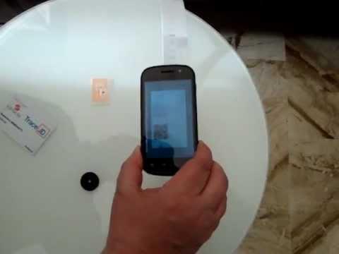 Video of MardomDuff Barcode & NFC