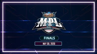 Watch the Mobile Legends: Bang Bang Professional League-Philippines Season 5 Finals | May 31, 2020  Subscribe to ABS-CBN Sports channel! - http://bit.ly/ABSCBNSports  Visit our website at http://sports.abs-cbn.com Facebook: https://www.facebook.com/ABSCBNSports  Twitter: https://twitter.com/abscbnsports Instagram: https://www.instagram.com/abscbnsports  #MLPHSeason5Finals #MobileLegendsPhilippines #MobileLegends