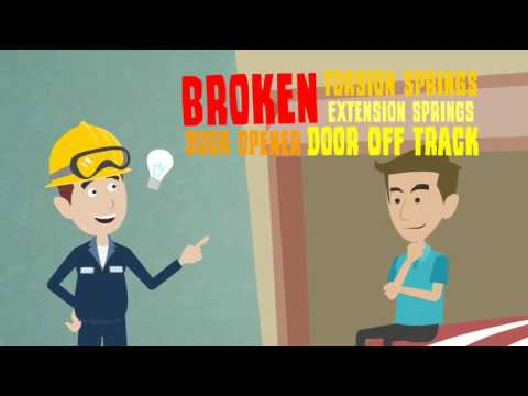 Same Day Service | Garage Door Repair Katy, TX
