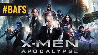 Trailer of X-Men : Apocalypse (2016)