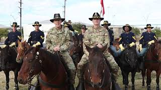 Fort Hood soldiers send message ahead of Army-Navy game