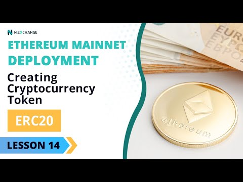Create you own cryptocurrency