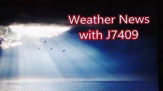 Weather News with J7409 Monday Nov  12,2018