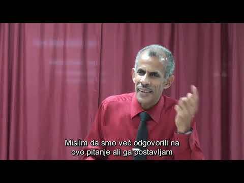 Dejvid Klejton: Život Sina Božjeg i naše spasenje (isječak)