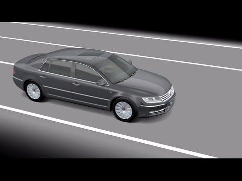 Volkswagen Phaeton - Technology highlights (2010)