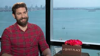 John Krasinski Interview: A Quiet Place (2018) - Video Youtube