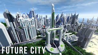 Minecraft - Future City [3.4]
