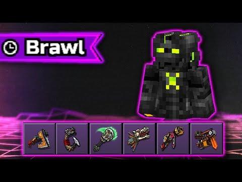 Pixel Gun 3D : Brawl - Ghost Town 3 person | Gameplay