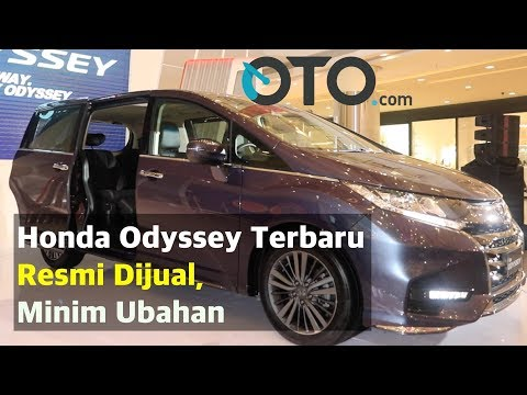 Honda Odyssey Terbaru Resmi Dijual I OTO.com
