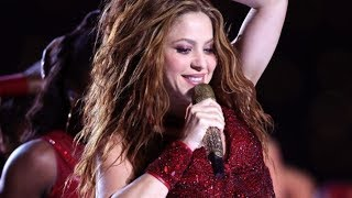 Shakira's Head-Turning Transformation