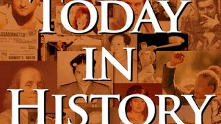 April 22th - This Day in History