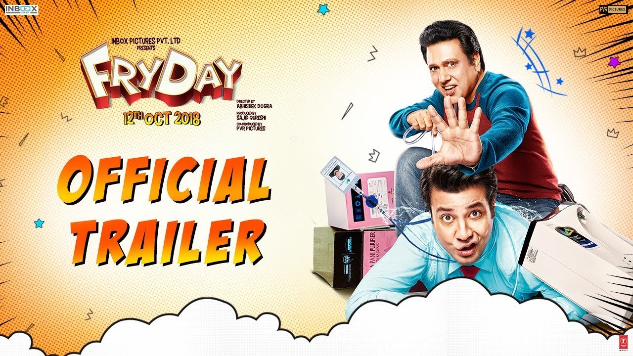 Chichi and Chucha rocks together in Comedy flick FryDay