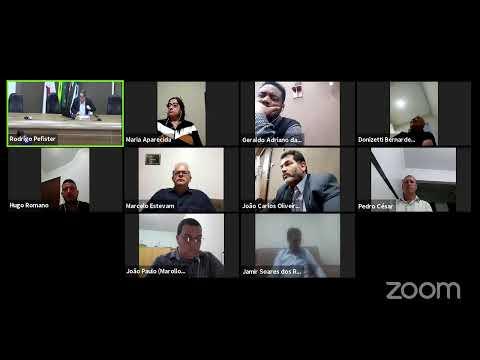 Reunião Ordinária (03/08/2020) - Câmara Municipal de Arcos