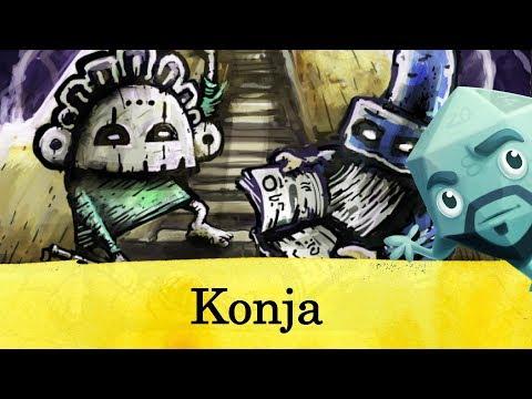 Konja Review - with Zee Garcia