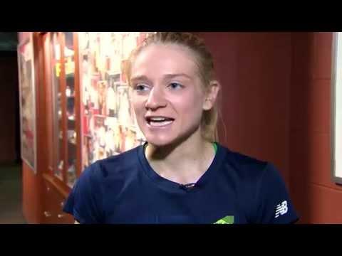 Washington University's Marathon Winner