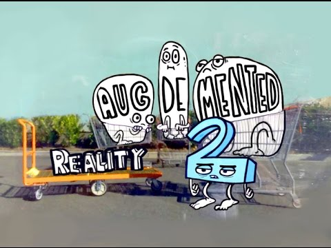 hqdefault - Aug(De)Mented Reality 2, una curiosa y divertida animacion