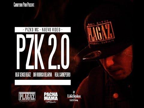 PZK 2.0 - Pizko Mc - Paris City Plagaz (Beat: Sensei Beatz)