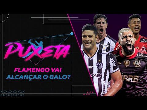 FLAMENGO vai incomodar o ATLÉTICO no BRASILEIRO? | #PuxetaESPN