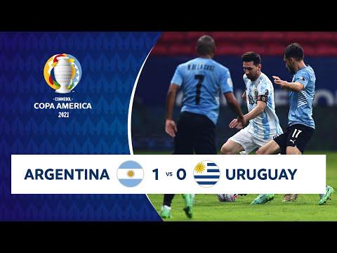 Argentina vs Uruguay</a> 2021-06-19