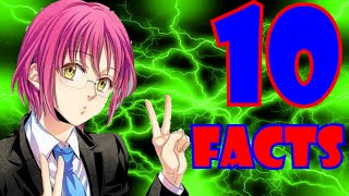TOP 10 FACTS -- GOWTHER | THE SEVEN DEADLY SINS |