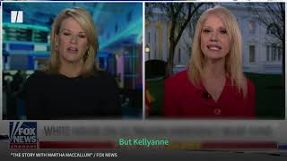 Kellyanne Conway Corrected About Coronavirus
