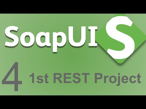 SoapUI Beginner Tutorial 4 - First SoapUI Project   REST - YouTube