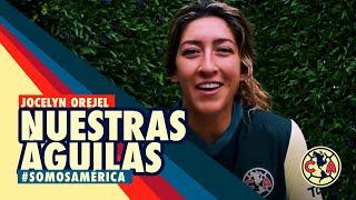 Nuestras Águilas: Jocelyn Orejel