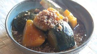 Kabocha Soboroni Recipe – Japanese Cooking 101