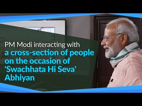 PM Modi interacts with NGOs, and launches