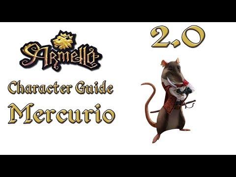 Armello 2.0: OG Mercurio