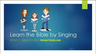 Learn Romans 8:31-39 by Singing