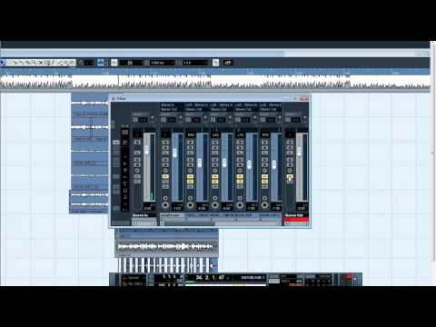 Studio Quality Vocals in Cubase 5 (Mixing & Mastering Tutorial) Small Town Uprise