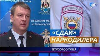 В России стартовала ежегодная антинаркотическая акция «Сообщи, где торгуют смертью!»