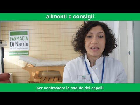 Preparazione di capelli mineralizer selettiva