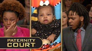Non-Threesome Participant Asked to Sign Birth Certificate (Full Episode) | Paternity Court