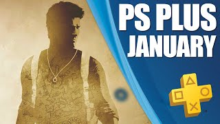 PlayStation Plus Monthly Games - January 2020