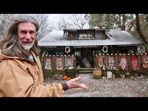 Apple Valley Hillbilly Garden and Toyland - Bizarre Kentucky Creations and Collection of Keith Holt