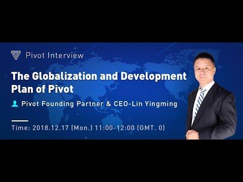 App PIVOT quando vae lançar o pvt?