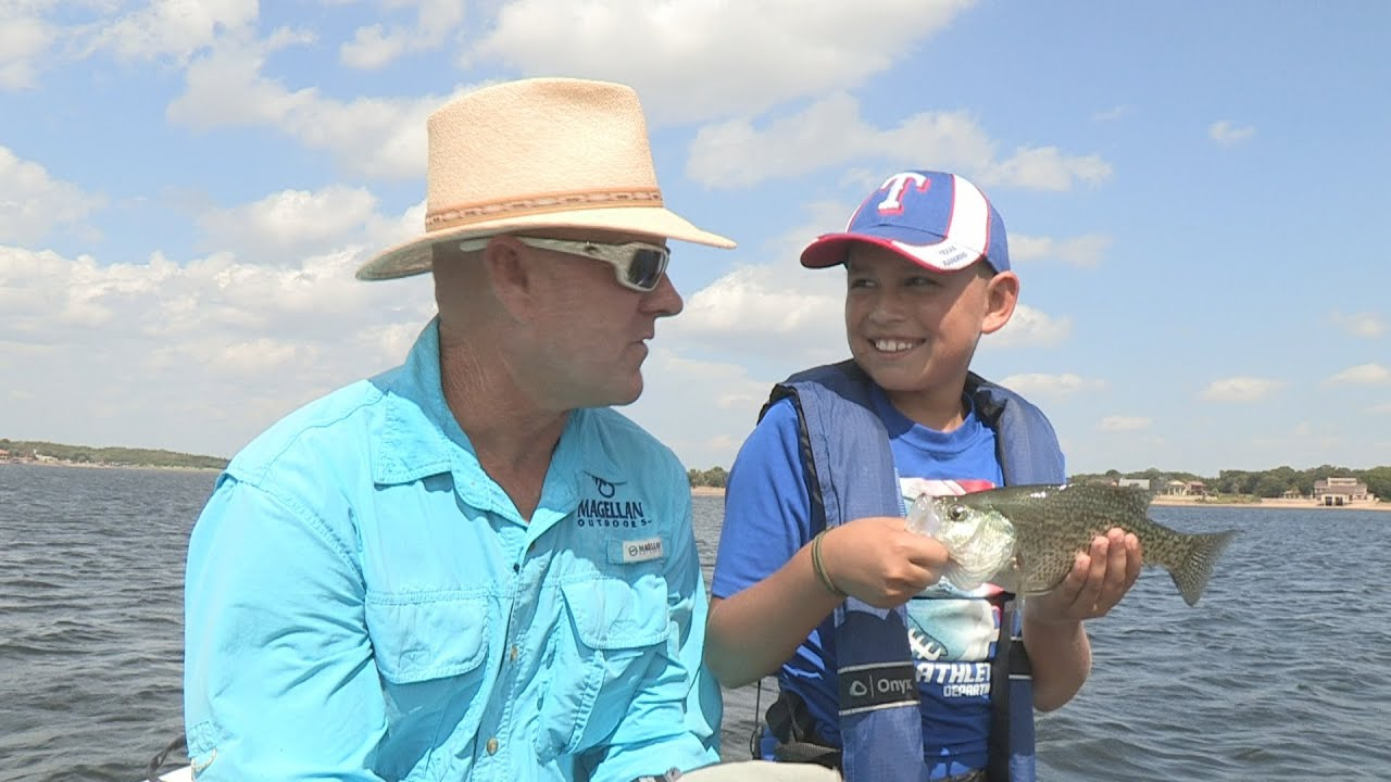 9d0e6d4f75 Fox Sports Outdoors Anchor Barry Stokes on Teaching Kids How to Fish