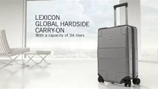 Lexicon Hard Side Carry-On, Titan