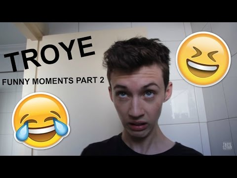 Troye Sivan - Funny Moments part 2