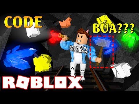 Roblox | ĐI MINE ĐÀO VÀNG BẰNG CÂY XÀ BEN VÀ BÚA TẠ - Mining Simulator (Code) | KiA Phạm