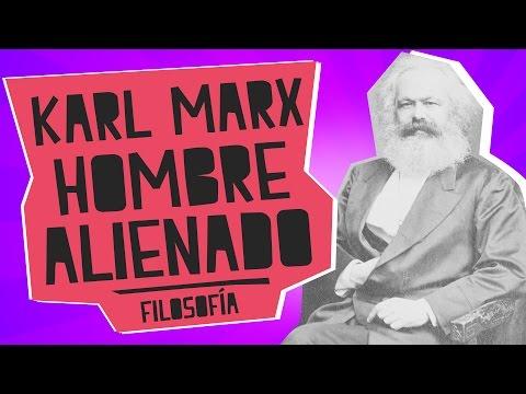 Karl Marx: el hombre alienado - Filosofía - Educatina