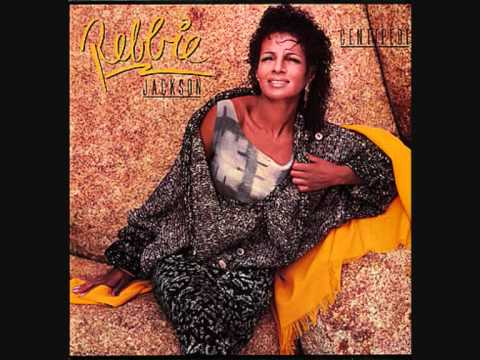 Rebbie Jackson - I Feel For You (1984).wmv